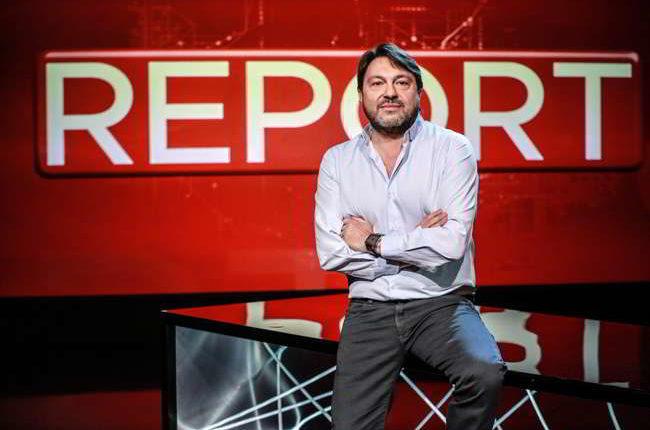 Report, Ranucci ha paura dopo l'inchiesta sulla Juve e il Bagarinaggio.