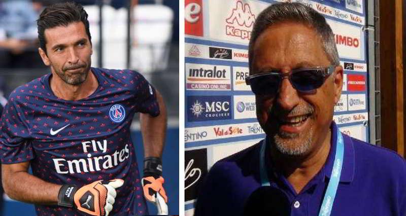 """Alvino contro Buffon: """"Le sue parole non mi hanno fatto ridere..."""""""