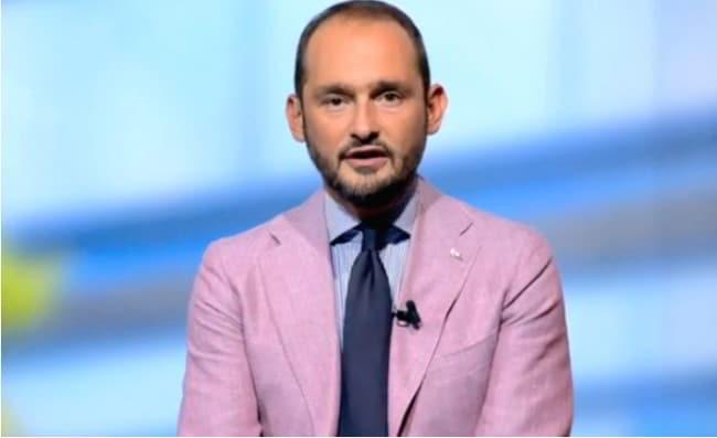 """Gianluca Di Marzio: """"Devo darvi una notizia su Cavani al Napoli"""""""