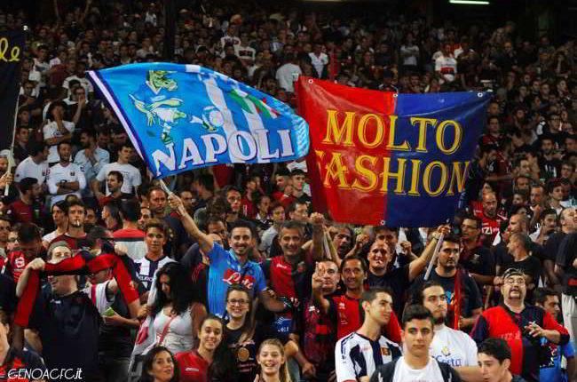 Grande attesa per il video di Genoa-Napoli per l'indipendenza della Polonia. I dettagli
