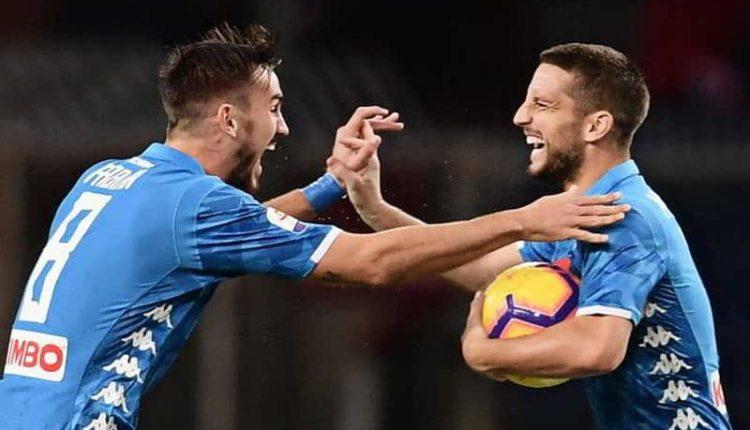 La Gazzetta: Regolare il goal del Napoli, non c'è rigore per il Genoa. Juventini inferociti