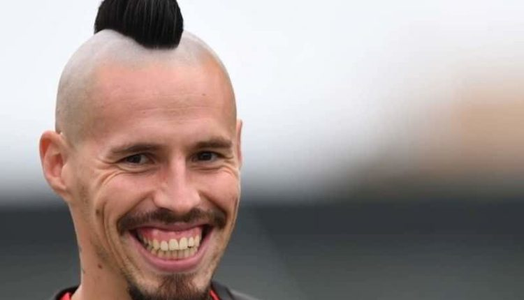 """Hamsik: """"Sono stato ad un passo dal Dortmund. Ancelotti e il rito della cresta..."""""""