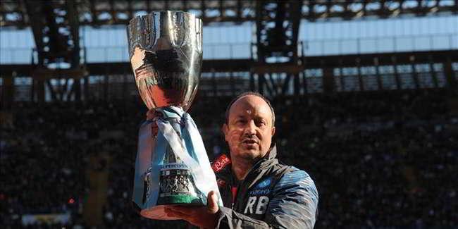 """Benitez: """"Parlo sempre di Napoli. Ancelotti può vincere ma in Italia c'è la Juventus che..."""""""