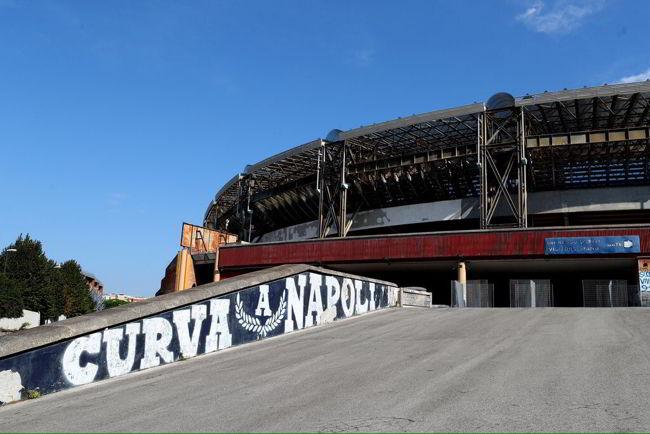 Corriere. Napoli-Empoli, San Paolo vuoto. Ancelotti aveva detto che...