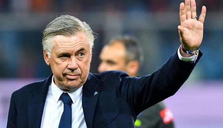 """Ancelotti: """"lo scudetto al Napoli non è un'utopia"""""""