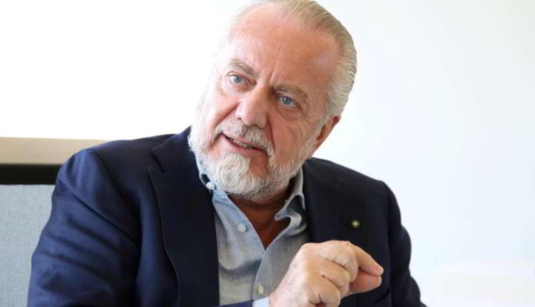 "De Laurentiis rivela: ""Niente acquisti a gennaio. A giugno un grande nome. Cavani..."""