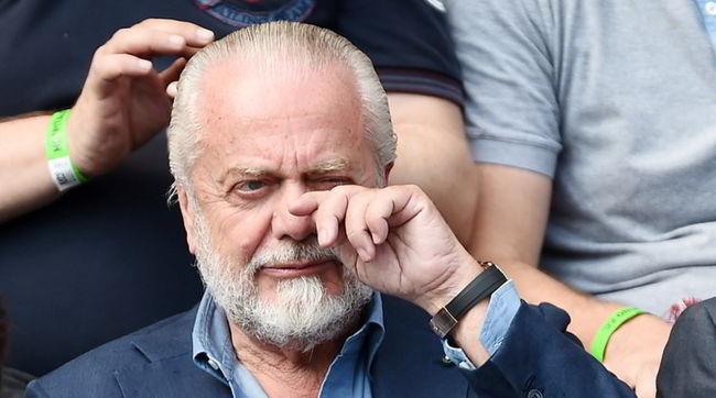"""Caiazza: """"De Laurentiis invoca il Var ma gli arbitri se ne fregano..."""""""