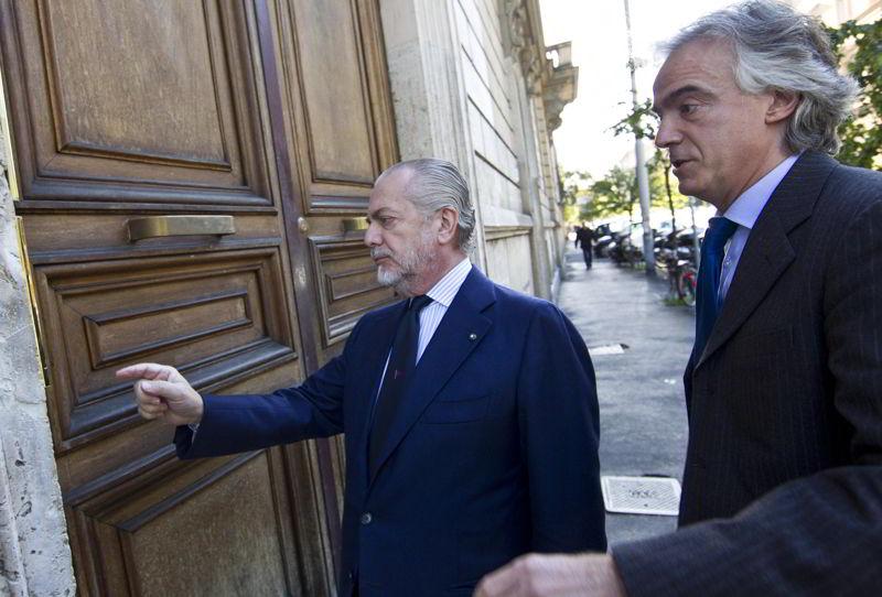 """Grassani: """"Fermeremo i cori razzisti. De Laurentiis chiede il risarcimento..."""""""