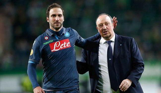 """Rafa Benitez: """"Napoli che ricordi. Ecco come convinsi Higuain. Koulibaly..."""""""