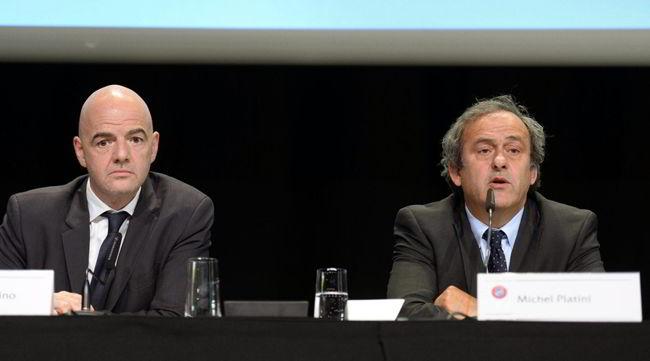 Infantino e Platini aiutarono Psg e City. Scoppia lo scandalo Football Leaks