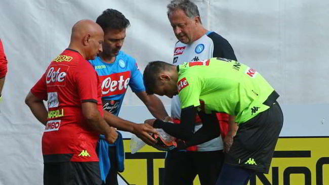 "Presidente Spal: ""Lazzari al Napoli? vale 20 milioni. Meret mi piace...""."