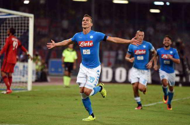 """Milik: """"Stregato da Napoli. Ancelotti arrabbiato. Younes e i tifosi..."""""""