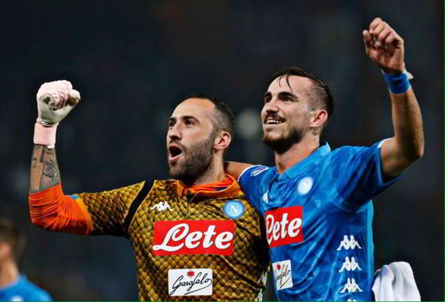 """Il papà di Ospina: """"resterà a Napoli. Zuniga ci raccontava sempre..."""""""