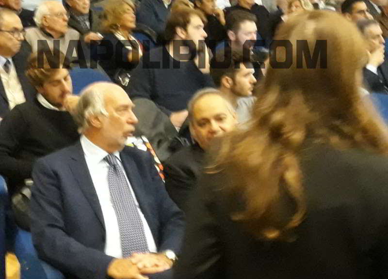 """Cantone: """"Sono tifoso del Napoli"""" L'avvocato della Juve resta in silenzio"""