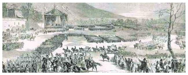 Il primo volo in mongolfiera a Napoli. La storia di Lunardi e Cavallo