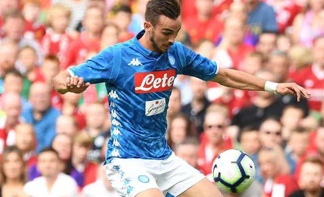 """Fabian Ruiz: """"A Napoli grazie alla fidanzata di Davide Ancelotti. Puntiamo allo scudetto""""."""