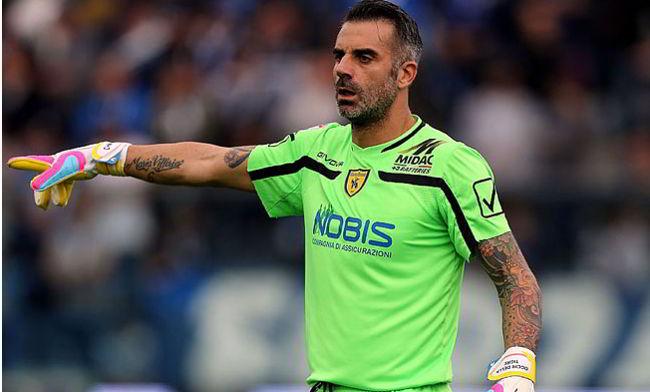 Offese a Sorrentino, il portiere del Chievo si sfoga...