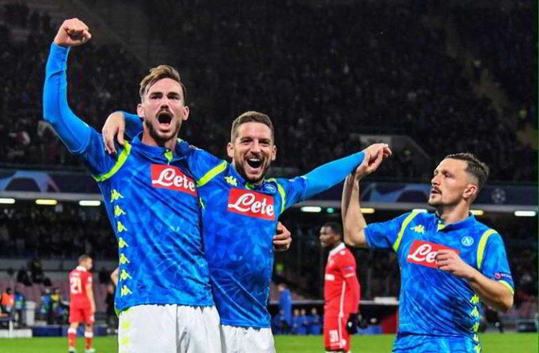 Liverpool-Napoli, le ultime da Sky. Arbitrerà lo sloveno Damir Skomina...