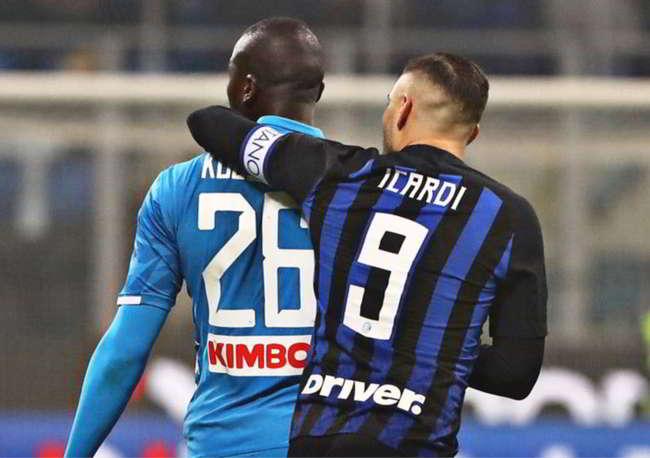 """Il messaggio dell'Inter sui cori razzisti: """"via chi non accetta la nostra storia"""""""