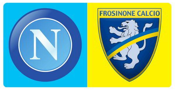 Napoli-Frosinone Streaming, canali tv e probabili formazioni.