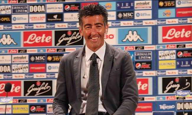 """Silver Mele: """"il Napoli in squadra ha un vero fenomeno, non ci sono dubbi""""."""