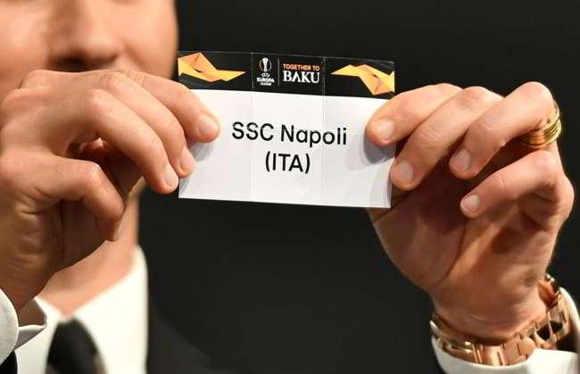 Zurigo-Napoli per i sedicesimi di Europa League. Ancelotti carica gli azzurri. Ecco tutte le date e gli orari.
