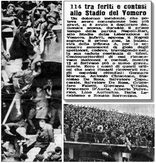 """A Napoli crollò lo stadio e nacque il San Paolo. Forgione: """"vi racconto..."""""""