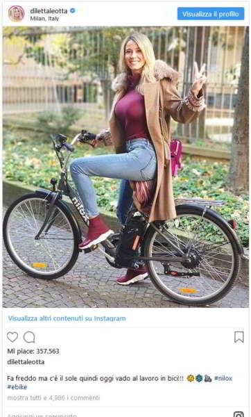 Diletta Leotta fa impazzire i Fan. Seno in bella mostra su Instagram