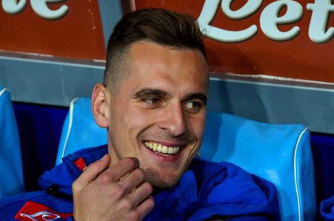 Inter-Napoli, le scelte di Ancelotti. Milik e Meret titolari, sorpresa Hysaj