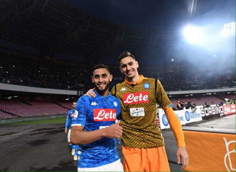 "Alex Meret: ""grazie Napoli, ora a Liverpool senza paura..."""