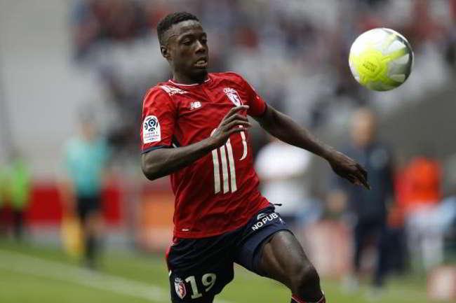 Nicolas Pépé al Napoli? l'agente di Malcuit consiglia l'attaccante del Lille agli azzurri. Satin,racconta le caratteristiche tecniche di Pépé.