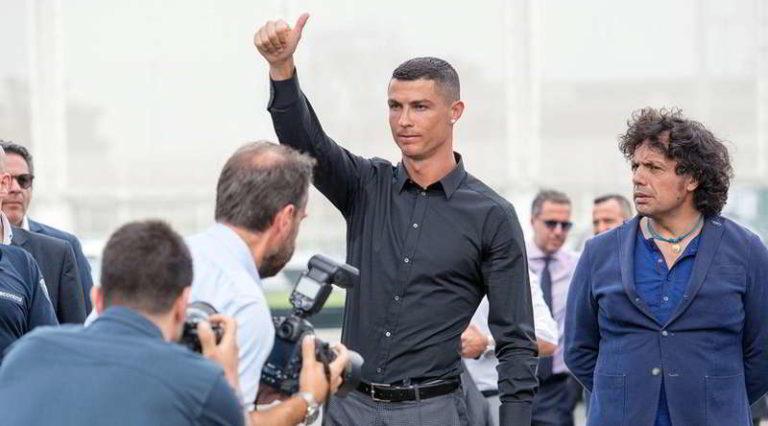 Sequestrata Erba con la foto di Cristiano Ronaldo, intanto in Spagna CR7 patteggia due anni di carcere con il fisco spagnolo.