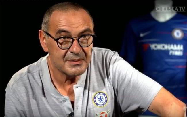 Sarri parla di Liverpool-Napoli. Il tecnico del Chelsea ha dichiarato che il Napoli può vincere in ogni stadio compreso Anfield.