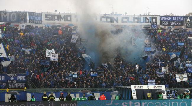 Comunicato degli ultras dell'Atalanta. I bergamaschi canteranno i cori contro Napoli per campanilismo. Allegri aderisce a #Losportchemipiace.