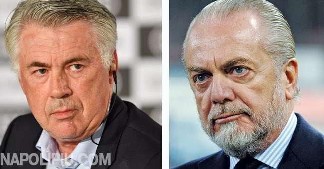 Il Napoli contro Salvini. Ancelotti fermerà la squadra. De Laurentiis duro...