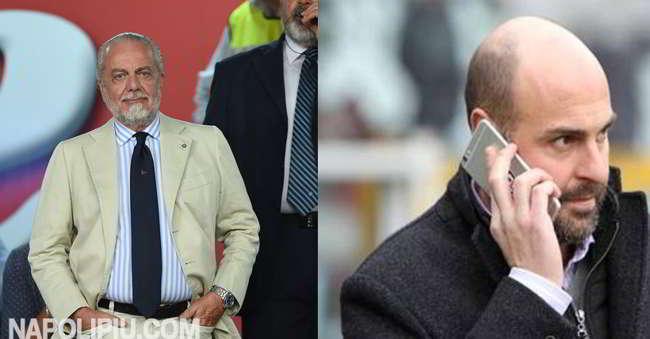 Barella-Napoli telefonata di ADL a Giulini. Si intromettono gli ultras.