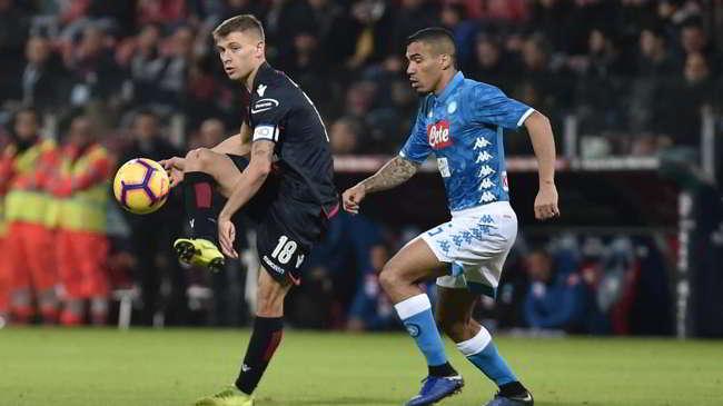 Alfredo Pedullà racconta le ultime sul calciomercato del Napoli. Gli azzurri pronti a far follie per Barella del Cagliari. Almendra si avvicina.