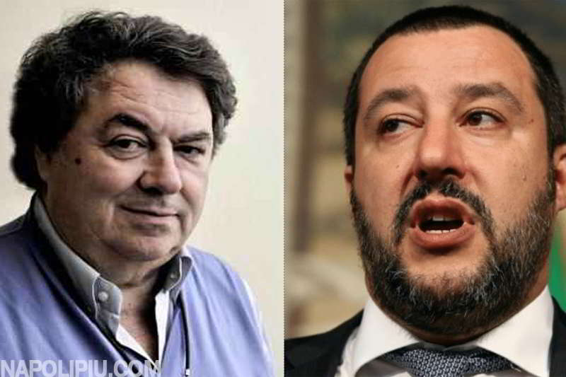 """Corbo risponde a Salvini: """"Ha confuso il calcio con una messa cantata"""""""