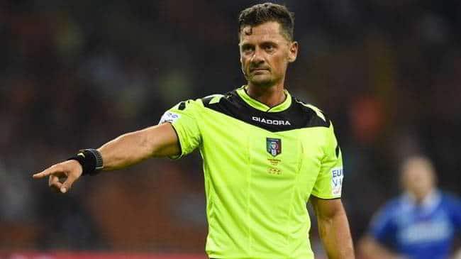 Coppa Italia, la moviola inchioda Giacomelli. Prova tv per Donnarumma