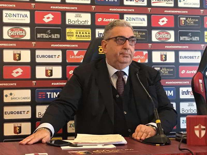"""Perinetti su Kouame al Napoli: """"novità importanti. In settimana..."""""""