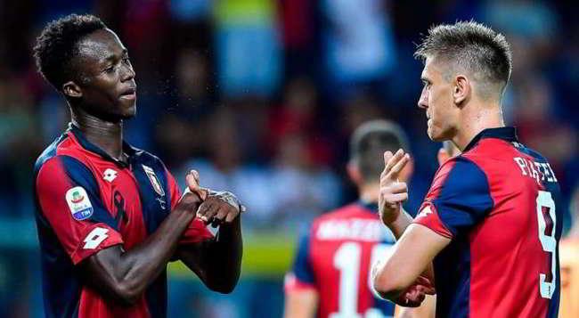 Giorgio Perinetti su Kouame al Napoli. In settimana nuovo incontro. Rog al Genoa e la concorrenza dell'Everton. Piatek...
