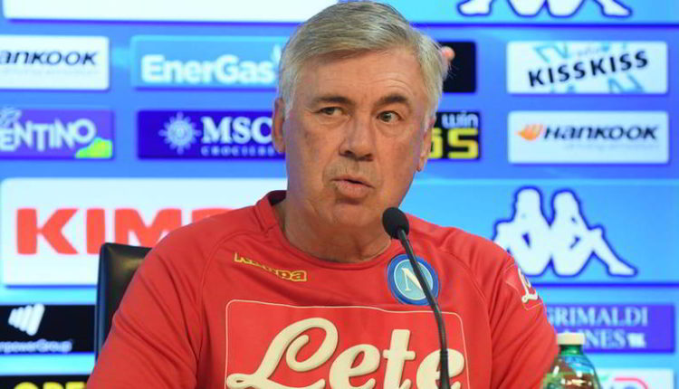 Ancelotti ha parlato alla vigilia della sfida di Coppa Italia tra Napoli e Sassuolo. Allan al Psg e il problema Razzismo...