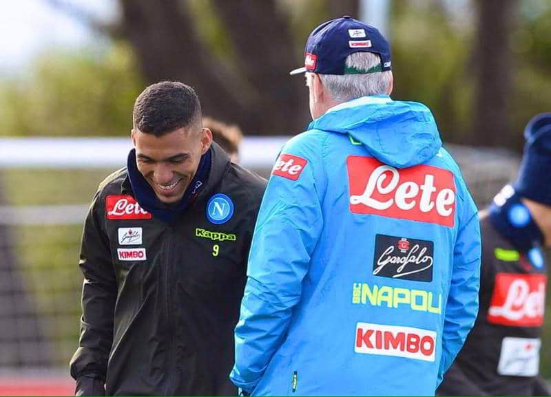 """Il Napoli blinda Allan e Koulibaly. Ancelotti: """"non si toccano"""""""