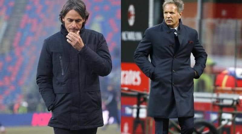 Bologna, Inzaghi esonerato, arriva Mihajlovic
