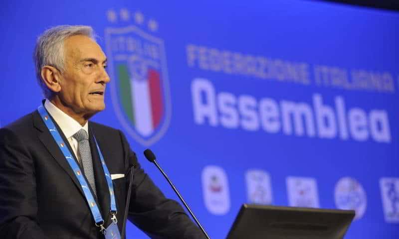 """Gravina :""""Il Var a chiamata per la squadre. Razzismo si cambia da Milan-Napoli"""""""