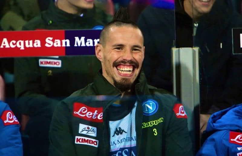 Marek Hamsik disse no alla Juventus, il retroscena svelato dal suo agente Martins Petras che ha parlato anche del rinnovo.