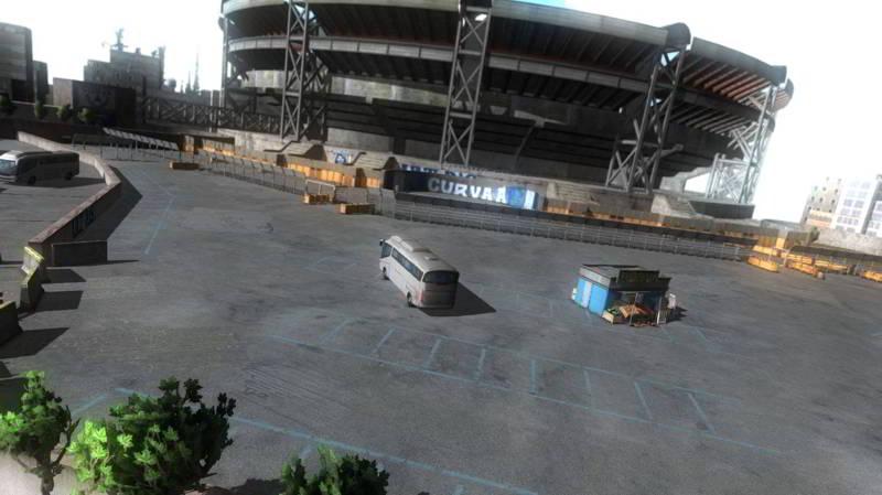 HooligansGame il videogioco con la foto del San Paolo. Polemiche sui social.