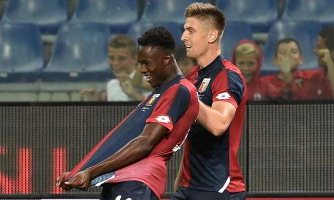 Affare Napoli-kouame, il Ds del Genoa rivela la trattativa. Due calciatori...