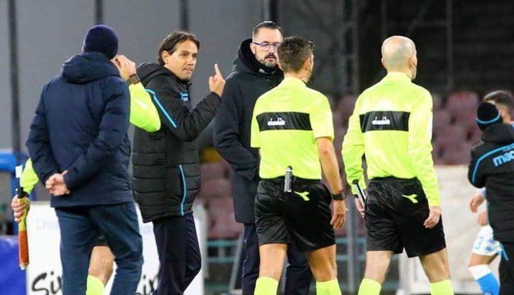 Lite Inzaghi Correa. La Lazio esce con le ossa rotte dal San Paolo