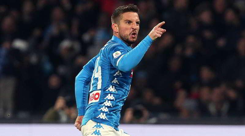 """Mertens a radio Kiss Kiss ha parlato del suo rapporto con la città e la squadra: """"A Napoli sono cresciuto, è casa mia. Vogliamo l'Europa League""""."""